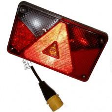 STOP LAMPA ZADNJA LED LEVA  ROLFO